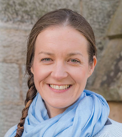 Portrait of Linda from Bearsden Osteopaths